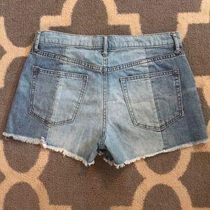 GAP Shorts - Gap Best Girlfriend 2 Tone Shorts